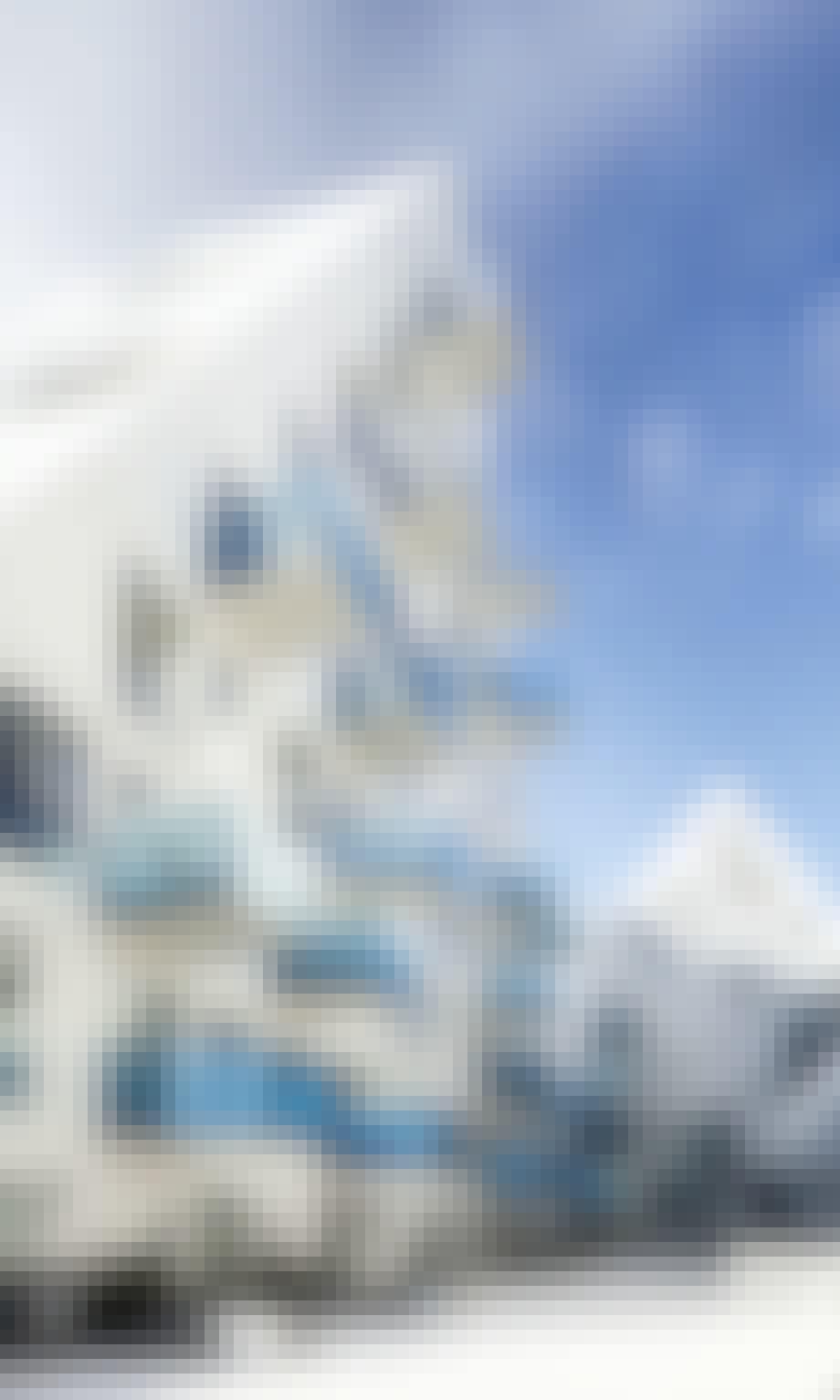 Isbjerget bygget af CEBRA og JDS Architects samt Search og Louis Paillard