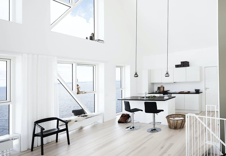 Multirum i Isbjerget ved Århus Ø