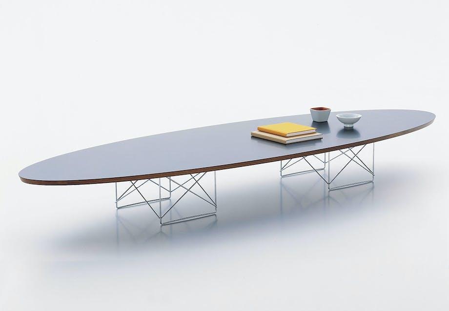 Eliptical table - eliptisk sofabord