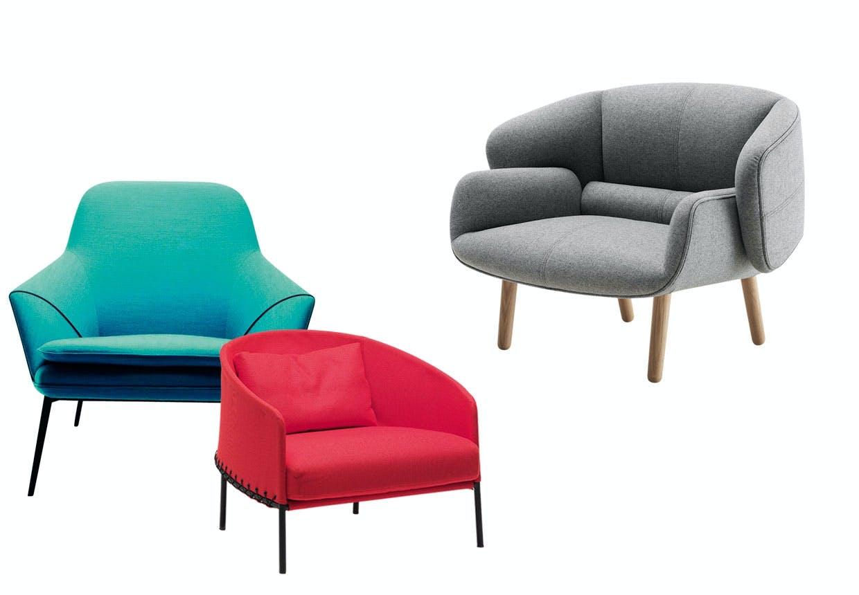 12 skulpturelle l nestole. Black Bedroom Furniture Sets. Home Design Ideas