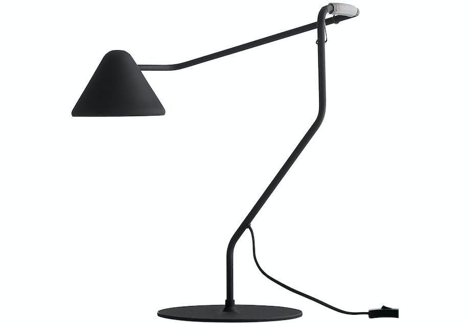 Spring bordlampe