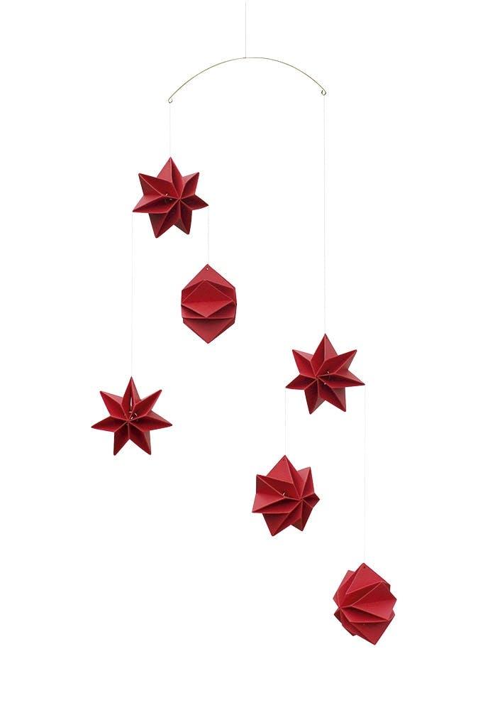 Pleated Stars