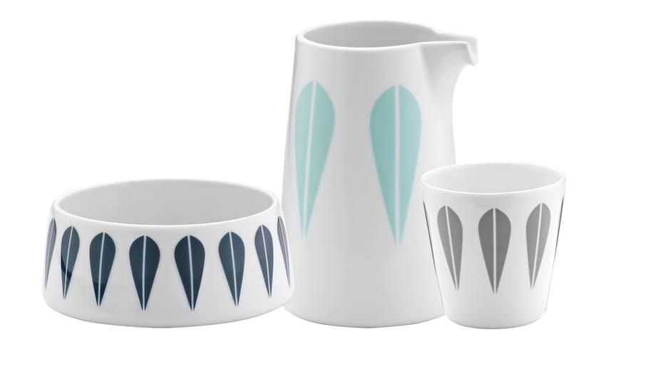 Ikonisk mønster på ny keramik