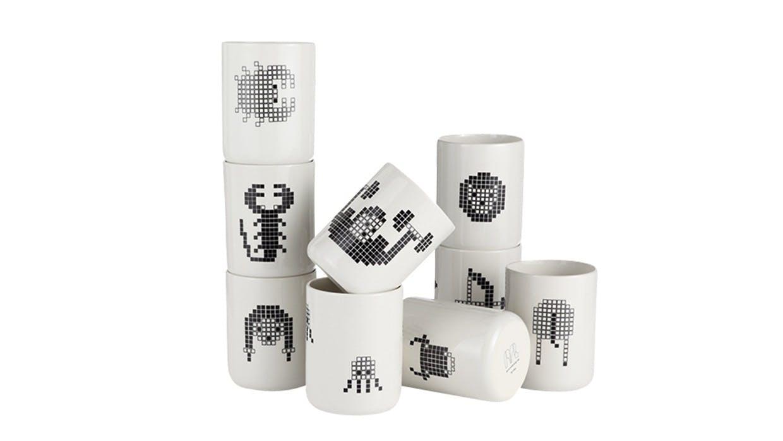 Zodiac Cups