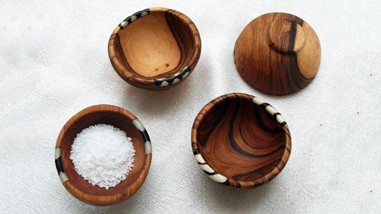 Lille træskål