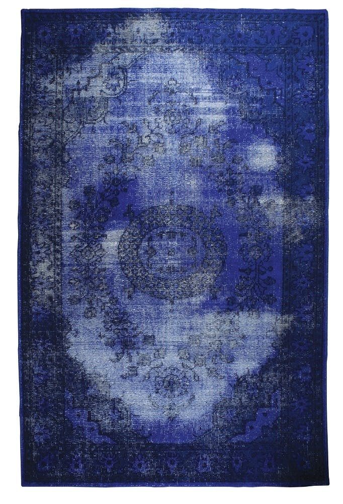 Tæppe i uld