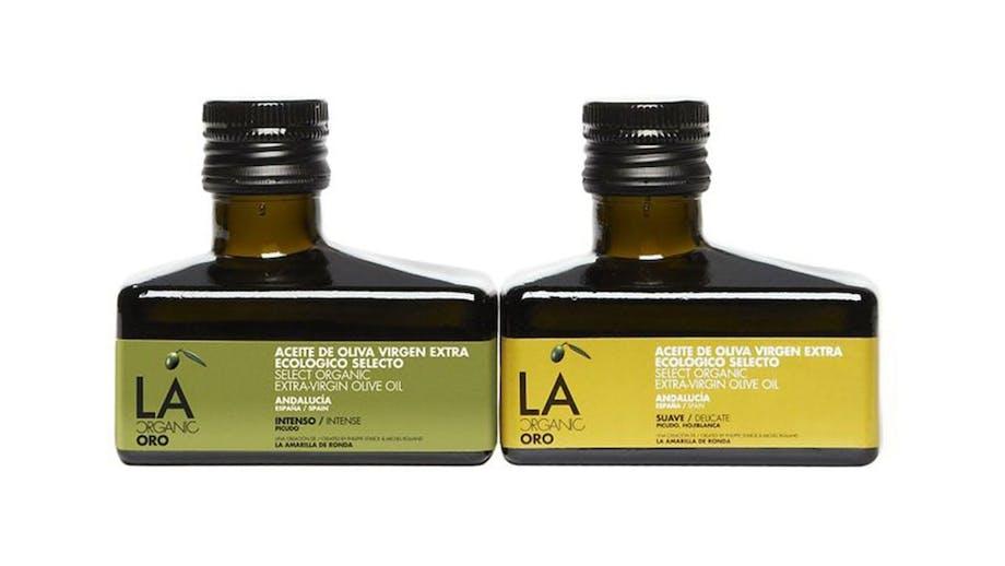 Smagfuld olie