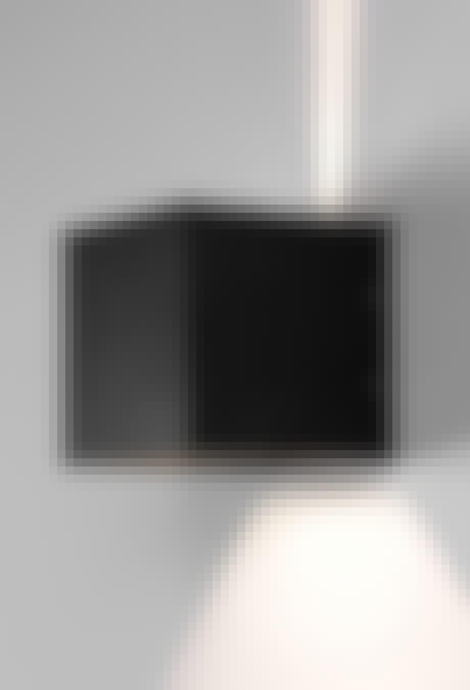CUBE LED BLACK
