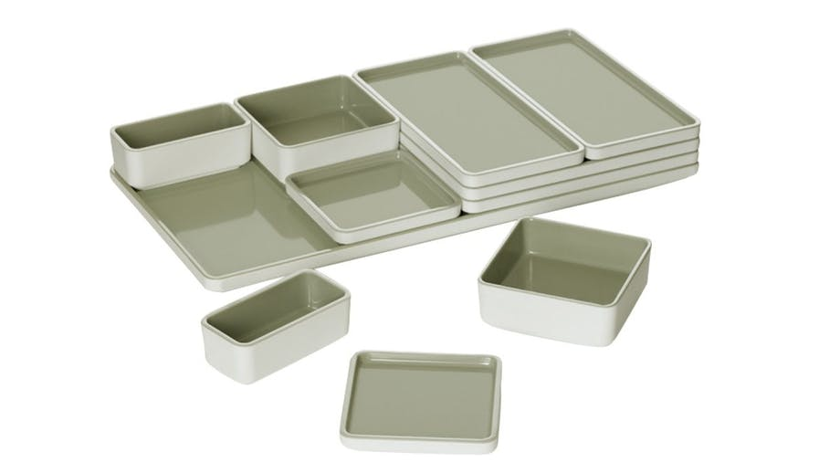 Food Tray Set