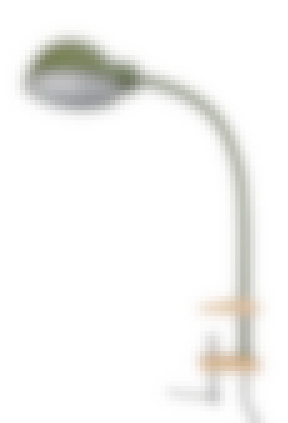 Bordlampe i silikone