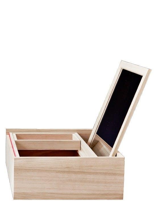 Balsa Box Personal