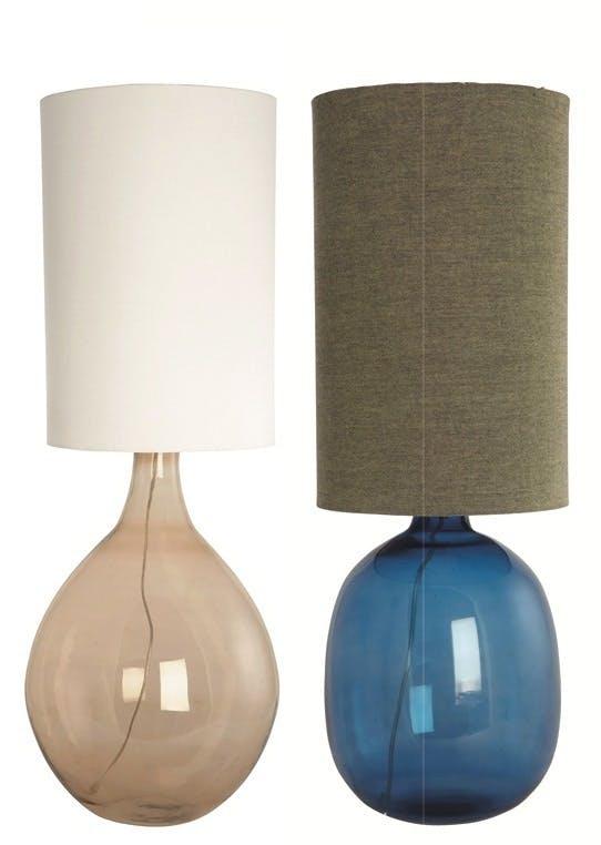 Lamper med skærm