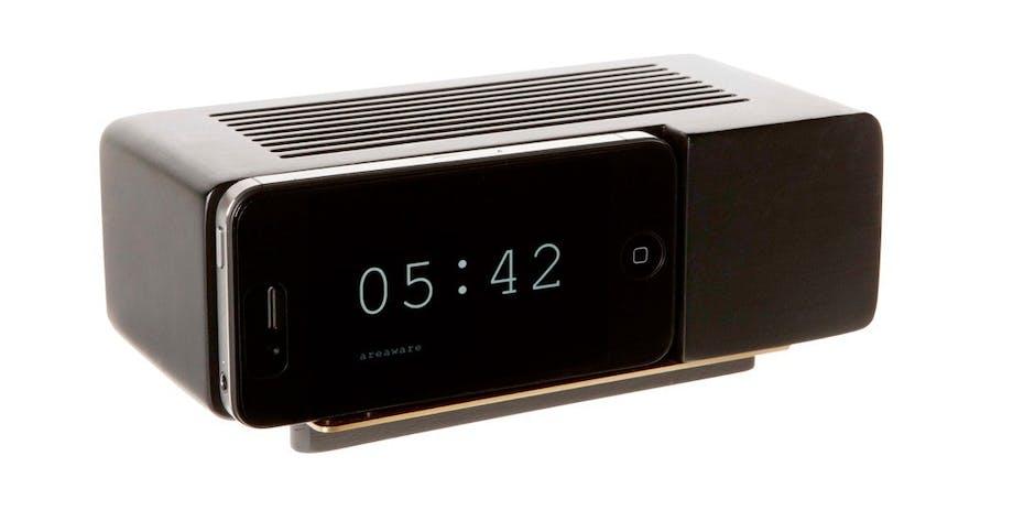 Vækkeur, Areaware Alarm Dock