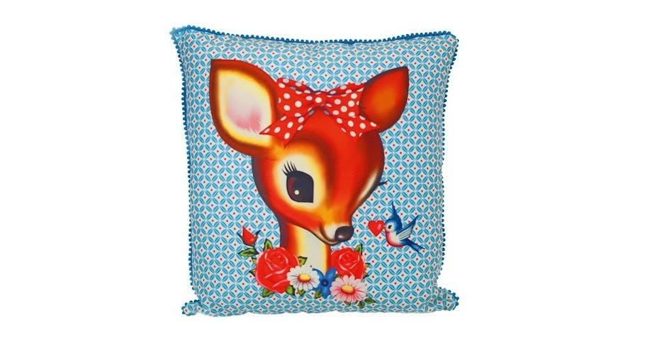 Pude med Bambi-motiv