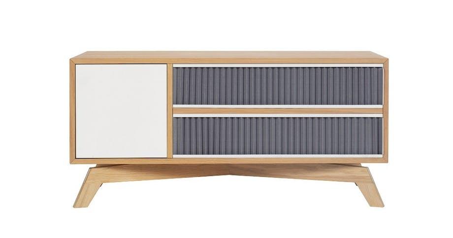 Tv-hifi-møbel