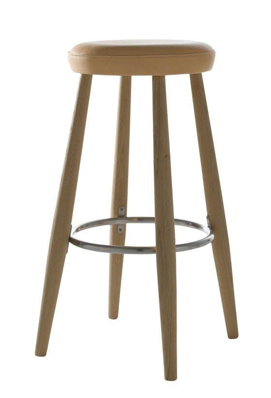 Høj barstol eller køkkenskammel