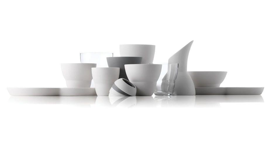 Formstærk keramikserie