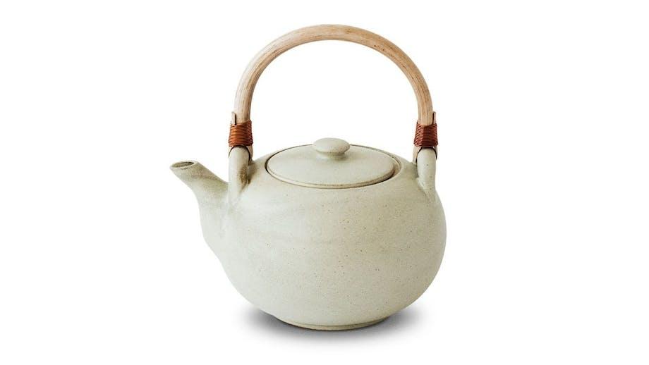 Håndlavet tepotte