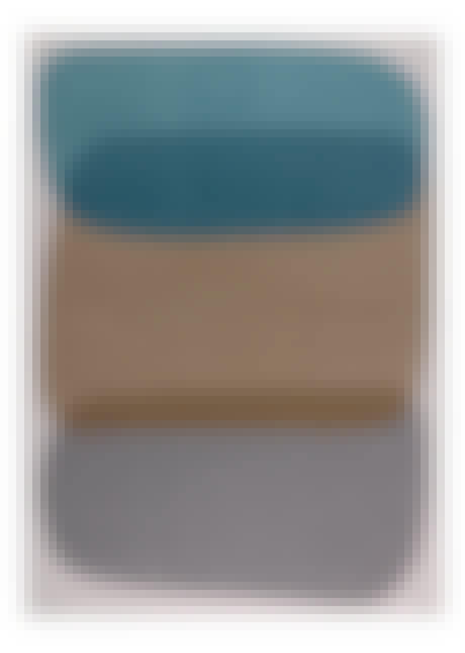 Håndlavet tæppe, Malin Figur