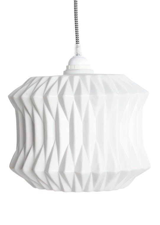 Smuk lampe, Fold
