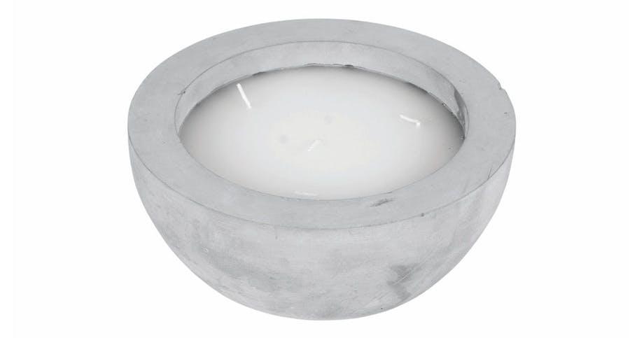 Vokslys i cement