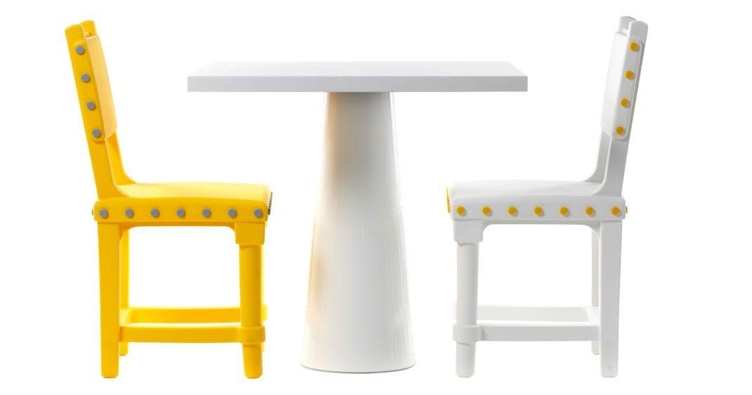 Stol og bord, Moooi