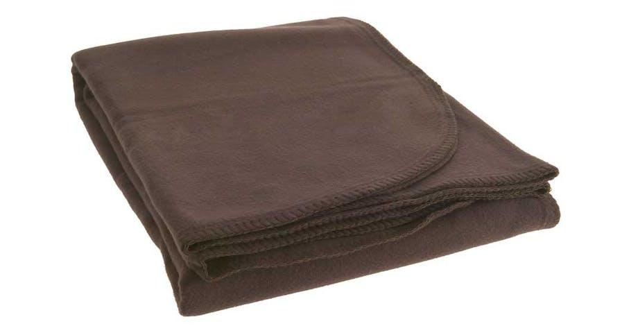 Fleece-plaid
