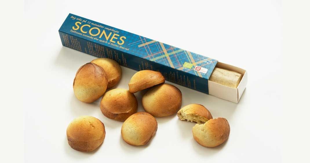 Nemme bag-selv scones