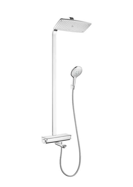 Brusesystem, Raindance Select Showerpiece 360