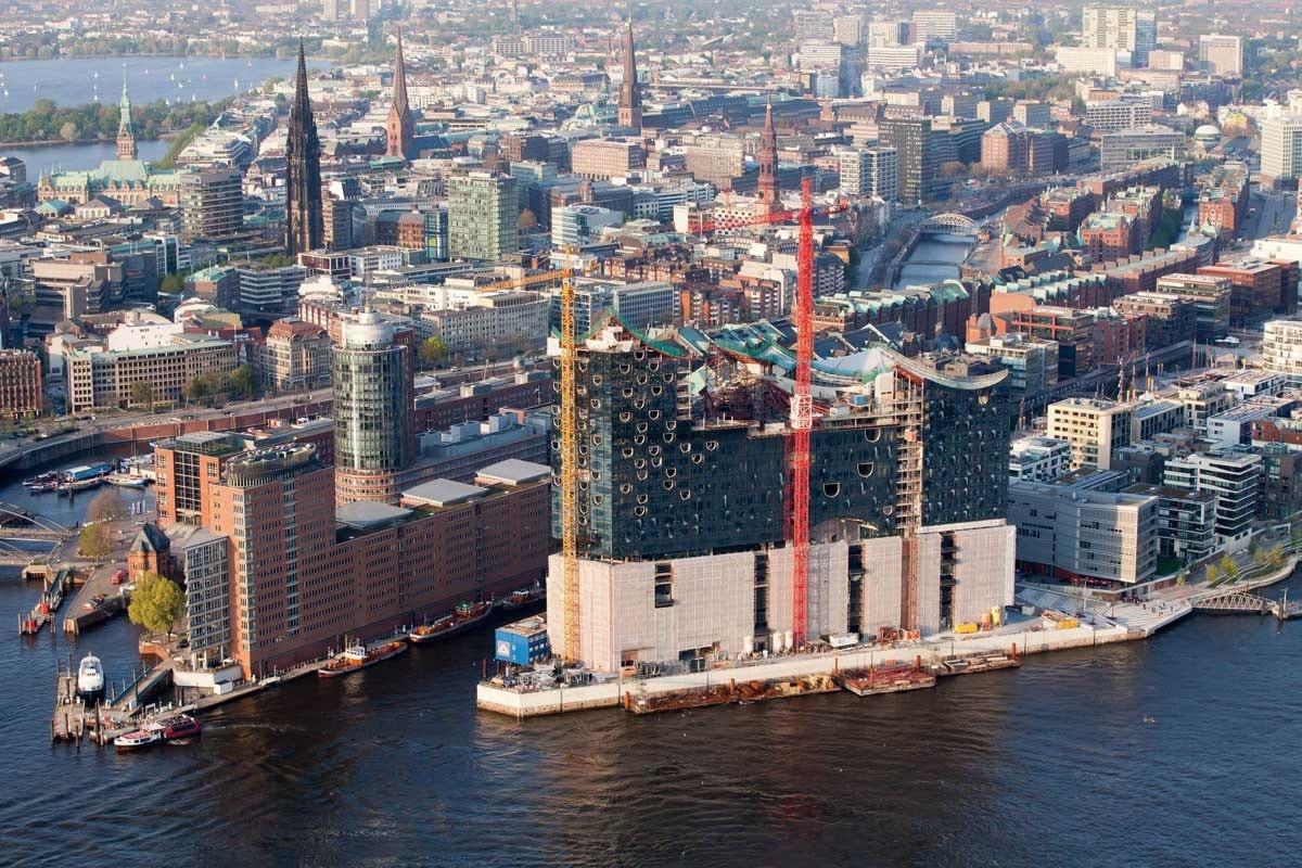 Hamborg - Europas grønneste