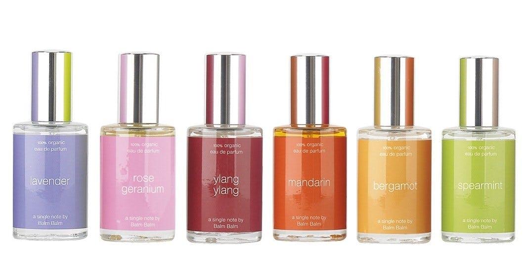 100 % økologisk parfume