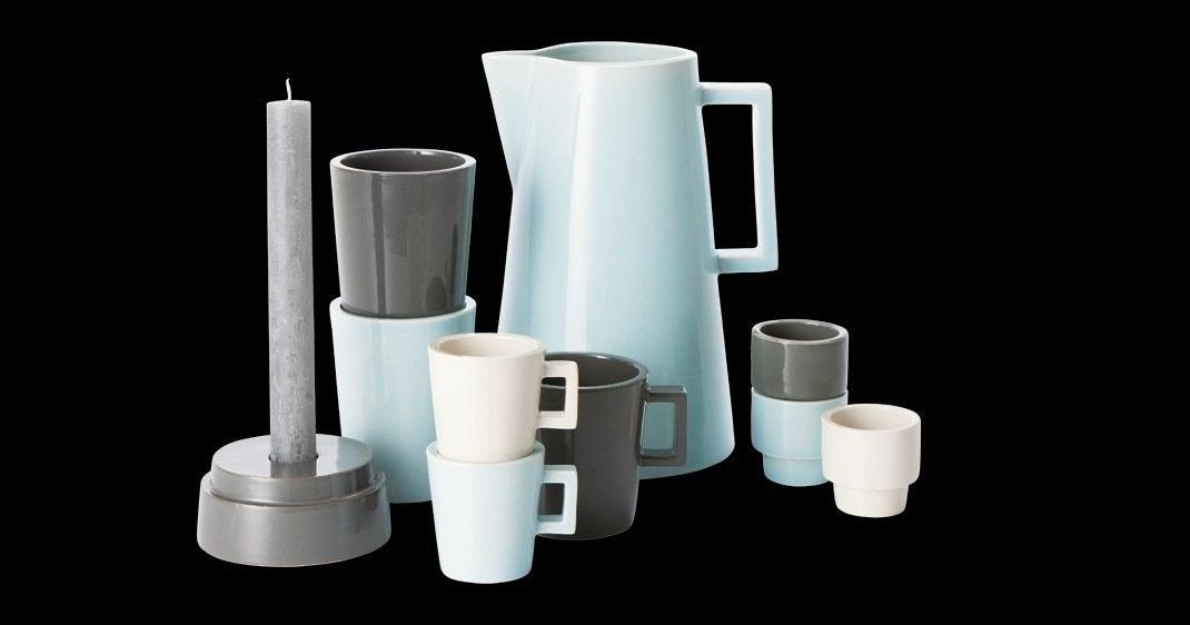 Fed og bærdygtig keramikserie
