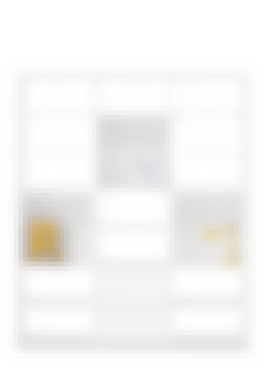 Hvid reol, fra Lecco-serien