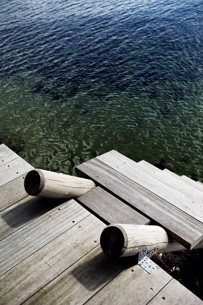 Trappen til havet