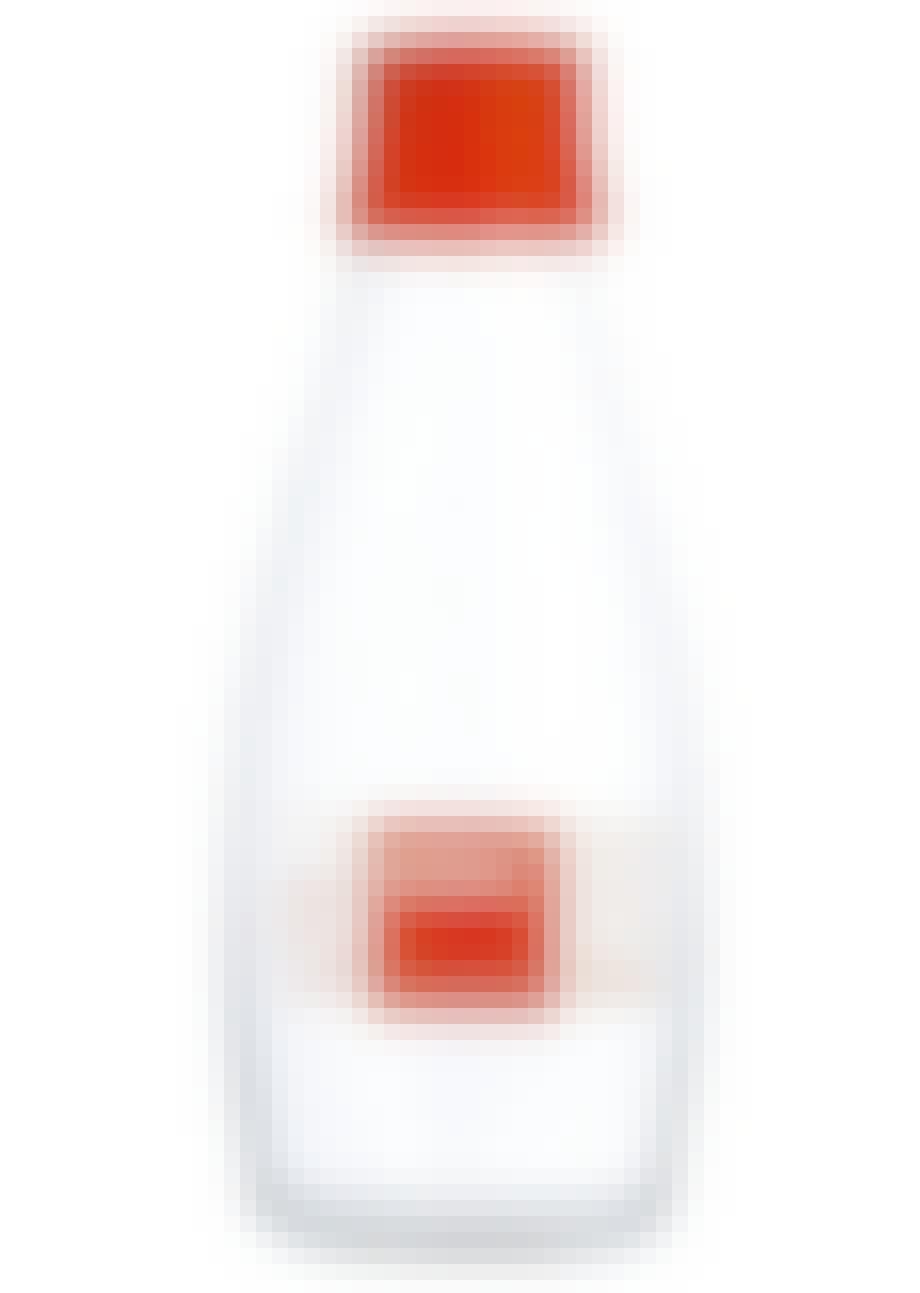 Design på flaske