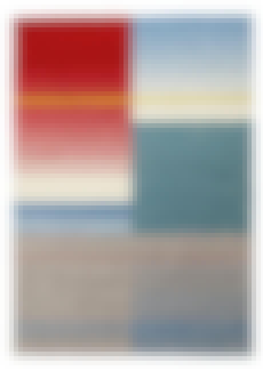 Tuftet tæppe, Colour Carpet