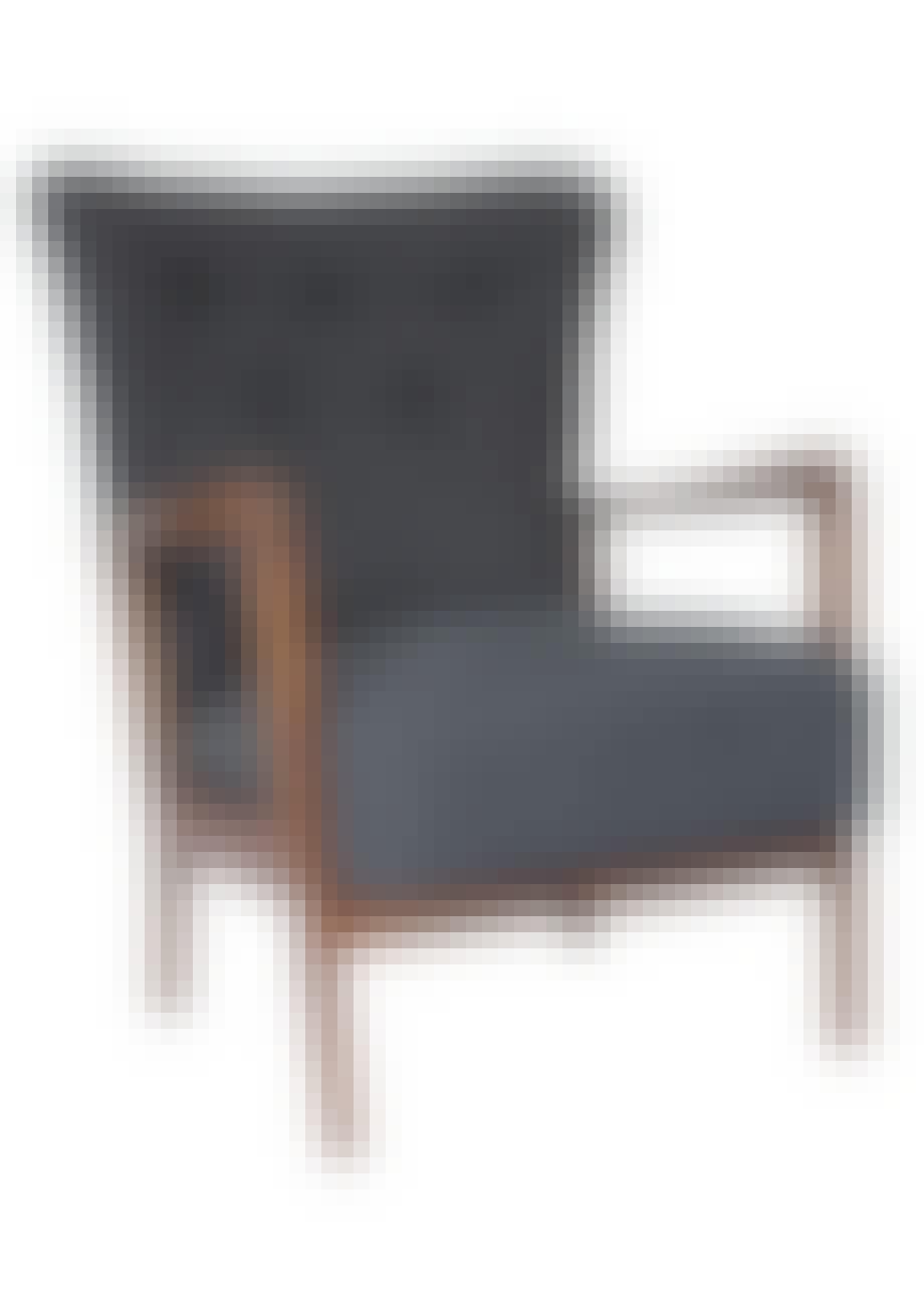 Polstret lænestol, Finnegan
