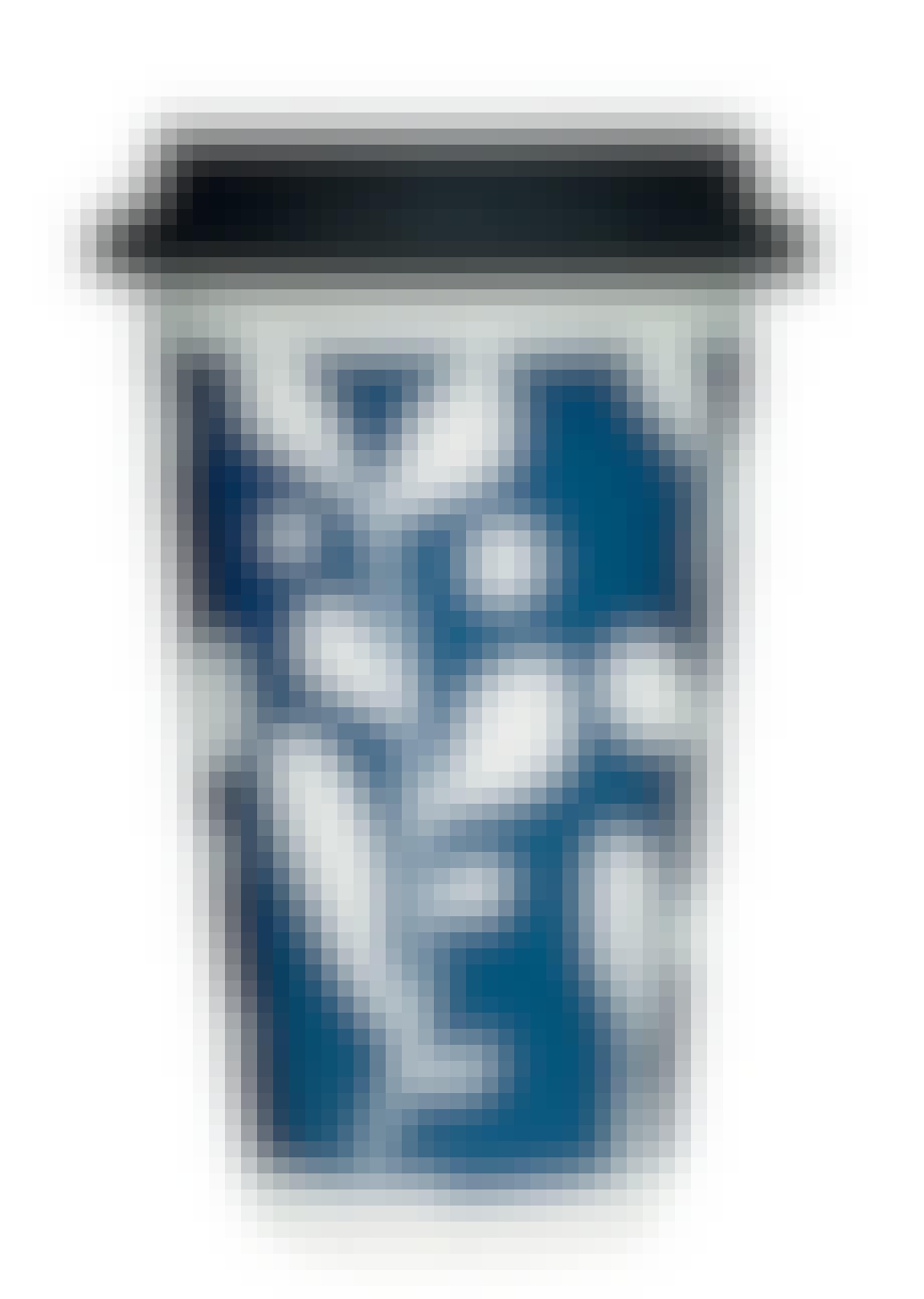 Krus, Take Away Mug Leaf