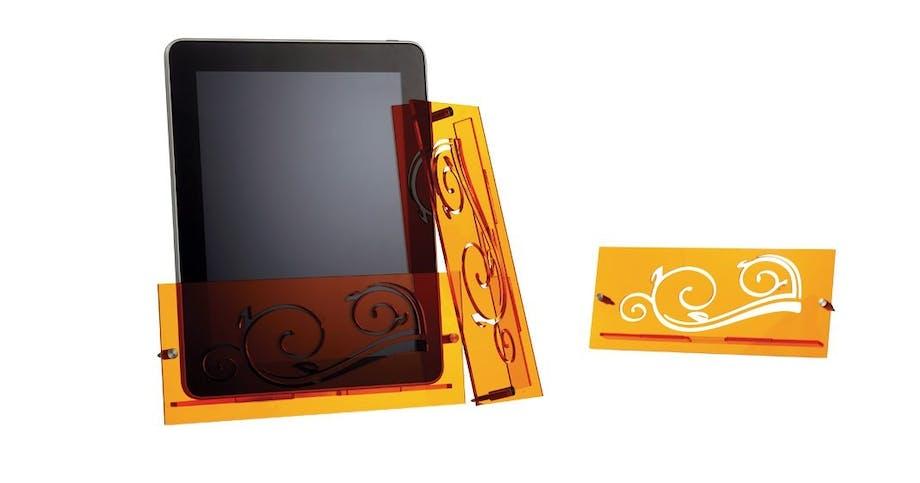 Vægopladning af din iPad