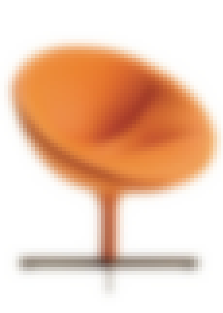 Den kuglerunde stol