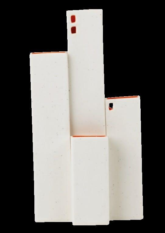 Højhus-vase