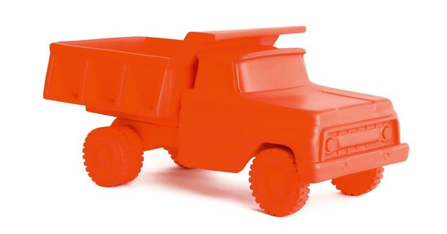 Bil/skål, Reality Pickup Orange
