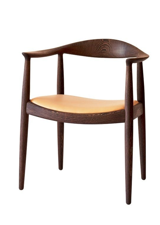 The Chair i wengé