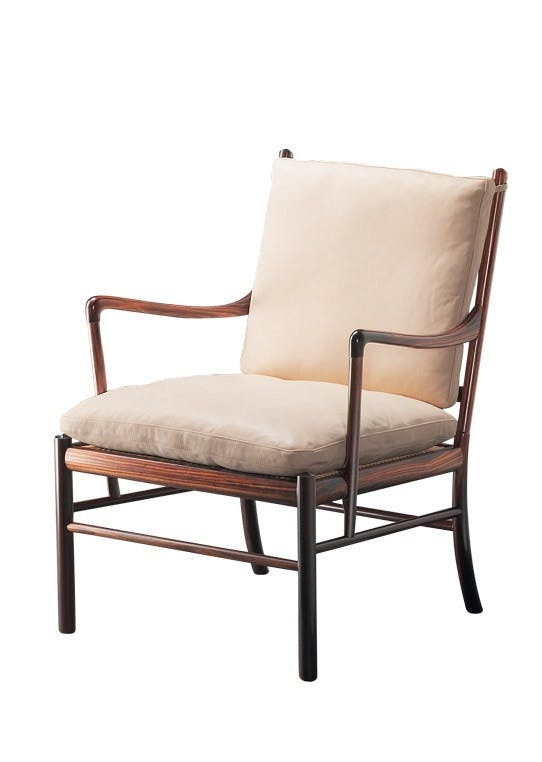 Colonial Chair af Ole Wanscher