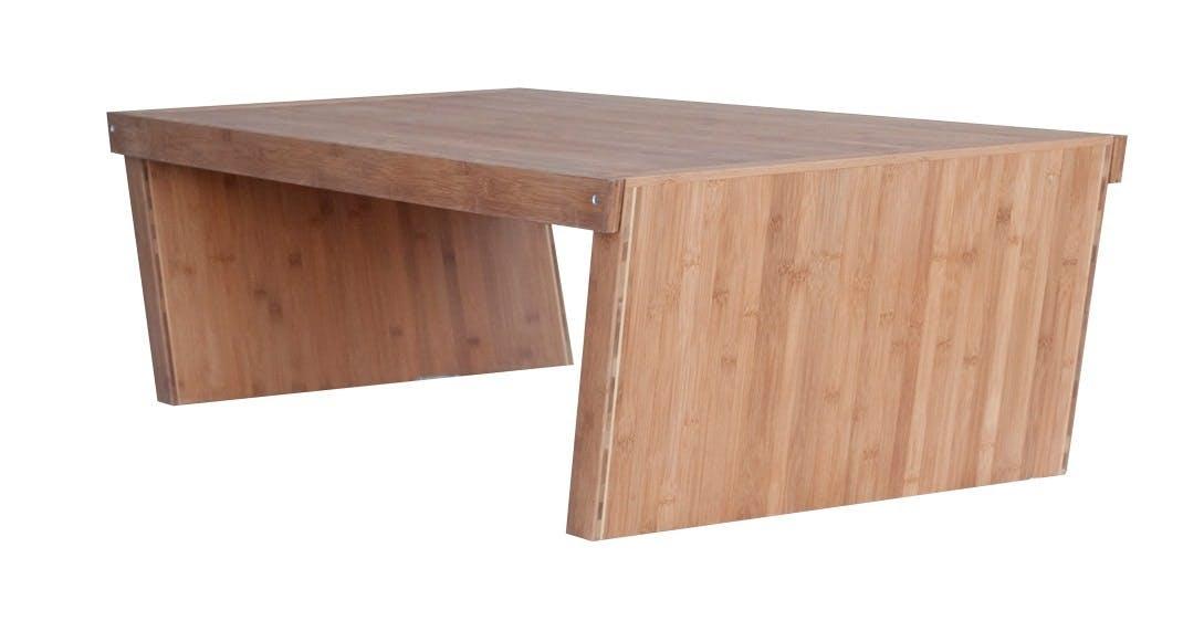 Bord i bambus