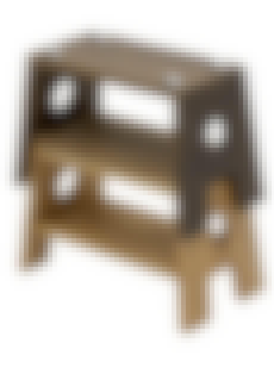 Svanemærkede taburetter,  Stool,