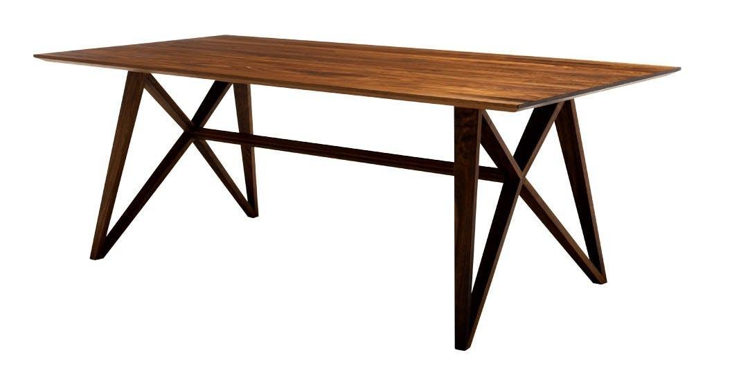 Bord med skjult udtræk