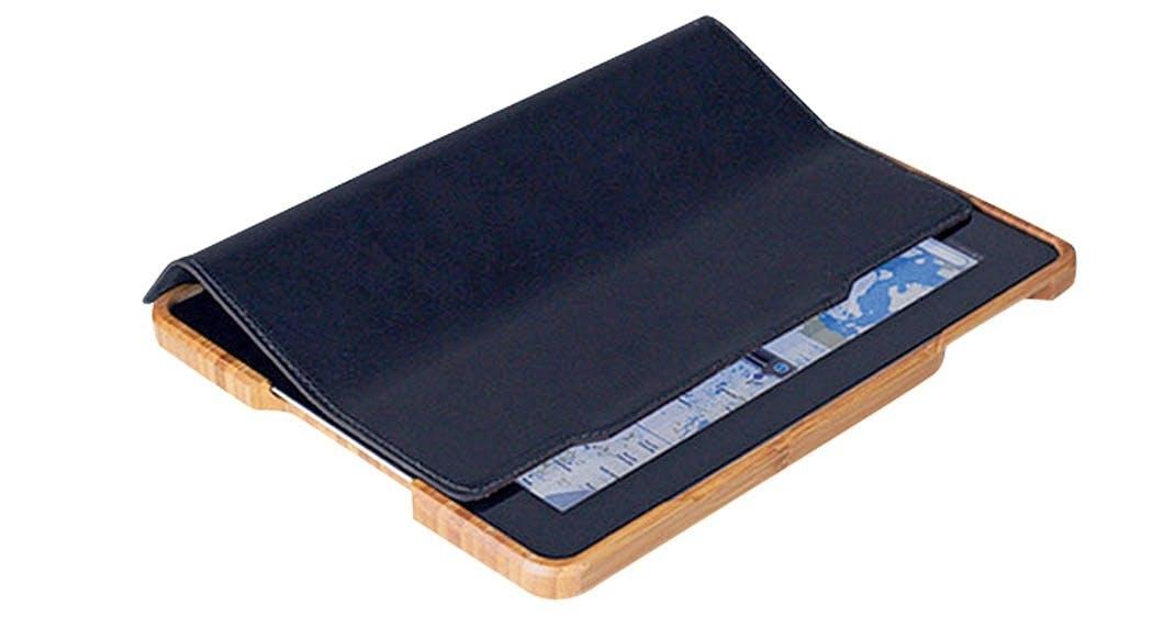 Beskyt din iPad med bambus