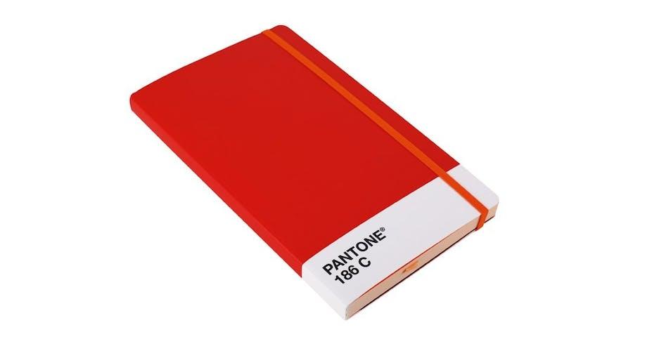 Linjeret notesbog
