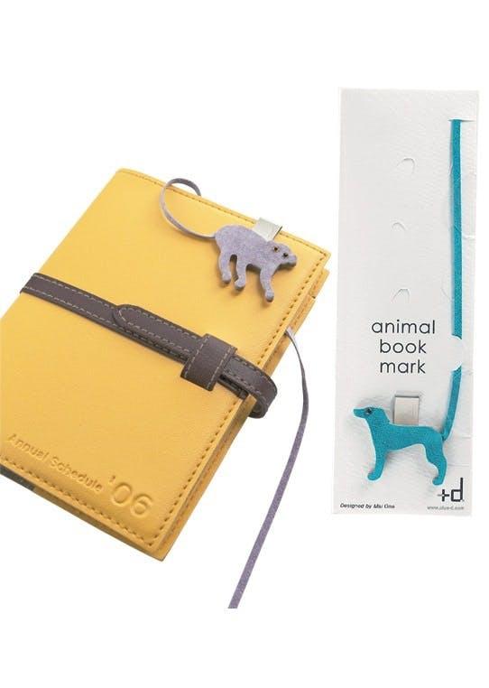 Bogmærker, Animal Book Mark